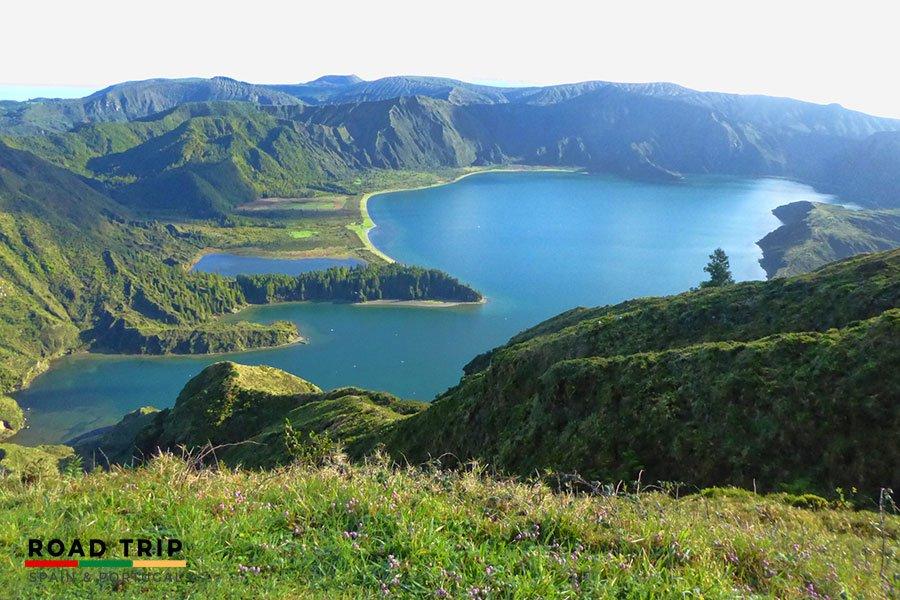 Lagoa do Fogo, Açores